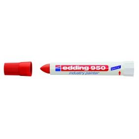 Craie industrielle e950 rouge EDDING