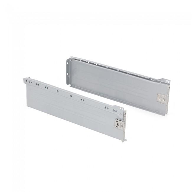 Kit tiroir Ultrabox - hauteur 150 mm - gris métallisé EMUCA
