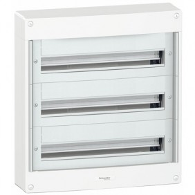 Coffret électrique - 3x24 modules - en saillie - Pragma Evolution SCHNEIDER