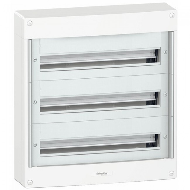 Coffret électrique - 2x24 modules - en saillie - Pragma Evolution SCHNEIDER