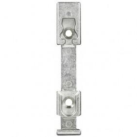 Gâche inférieure 8-00961 pour oscillo-battant PVC FERCO