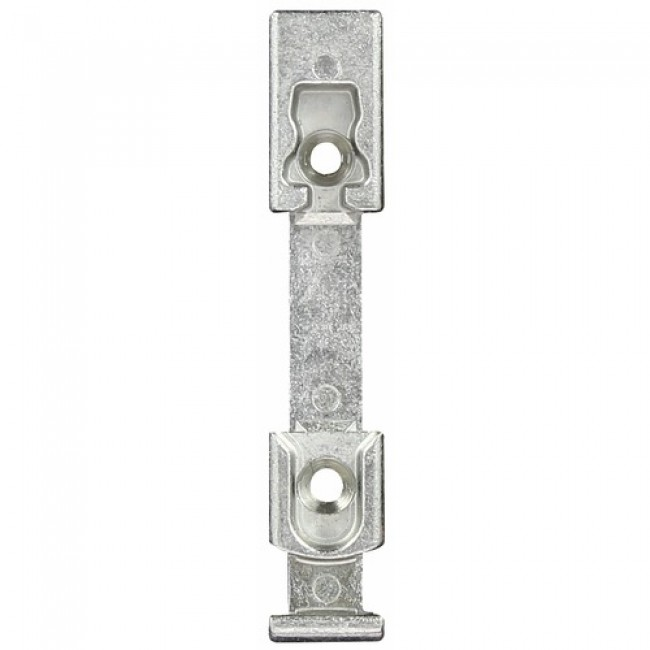 Gâche inférieure - pour oscillo-battant PVC - 8-00961-00 FERCO