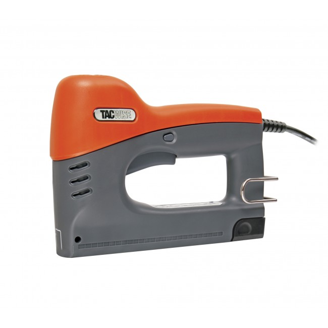 Agrafeuse électrique avec agrafes 6-14mm et pointes 15mm - 140EL TACWISE