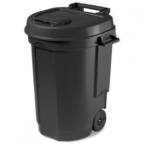Poubelle extérieur - 110 litres EDA PLASTIQUES