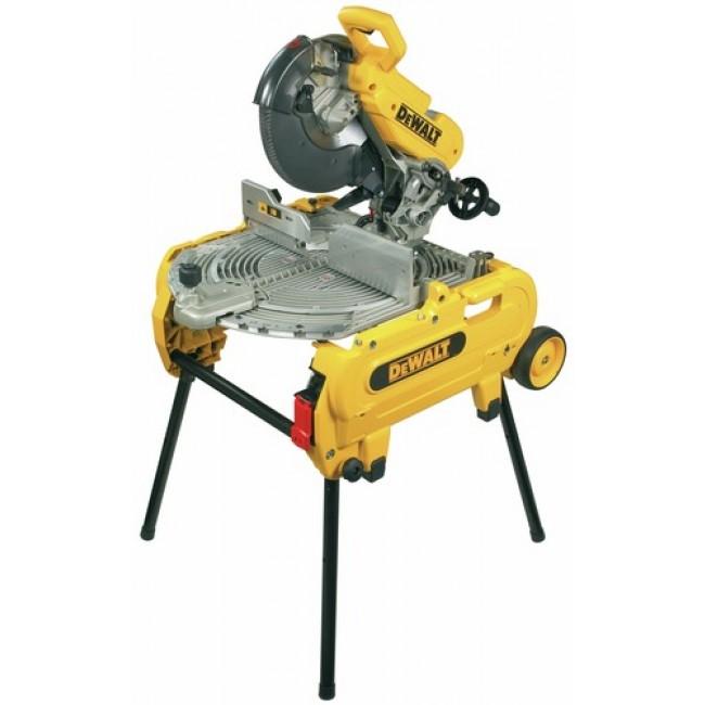 Scie à onglet à table retournable 305 mm 2000 W D27107XPS DEWALT