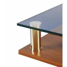 Entretoise en inox modulable pour bar suspendu ou baldaquin - 400 mm CUIVRINOX