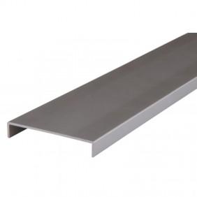 Nez de cloison en aluminium NORDLINGER