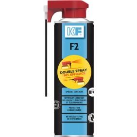 Nettoyant et lubrifiant F2 - double Spray - 500 ml KF