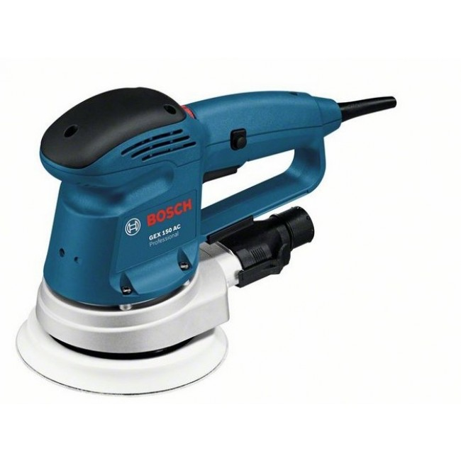 Ponceuse excentrique - 340 watts - GEX 150 AC BOSCH