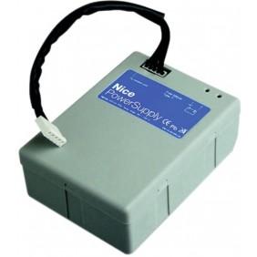 Batterie de secours 24 Volts pour automatismes de portes et portails NICE