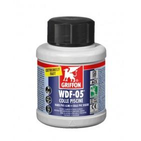 Colle gel pour PVC rigide - ambiance humide - 250 ml - WDF-05® GRIFFON