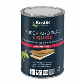 Colle néoprène liquide - Super Agoplac BOSTIK