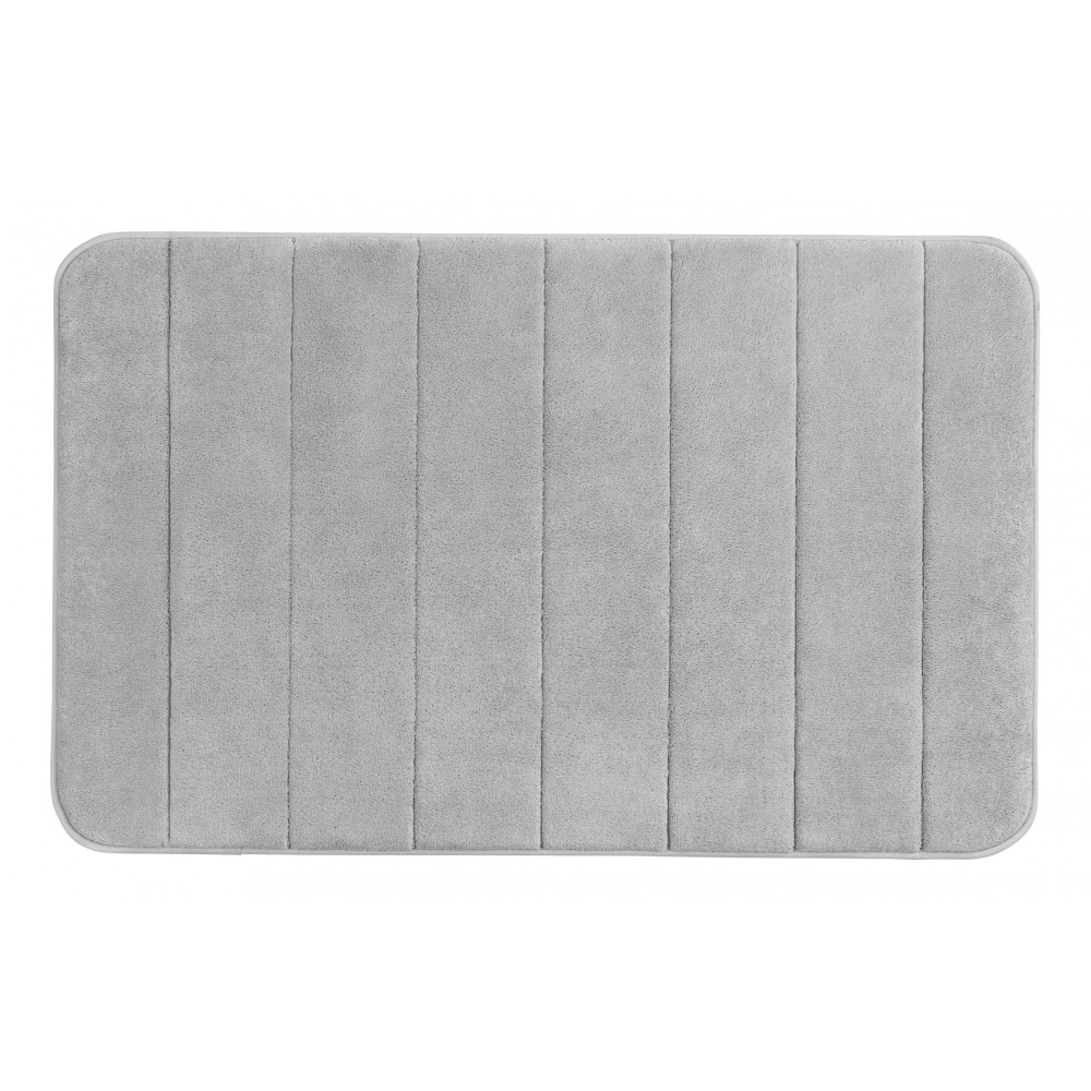 tapis de bain memoire de forme tapis de bain m moire de forme stripes 50 x 80 cm 2