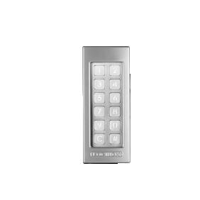 Clavier à code électronique - 100 codes utilisateur - Slimstone LOCINOX