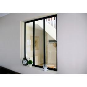 Kit verrière intérieure avec vitrage - 3 panneaux Kit Atelier