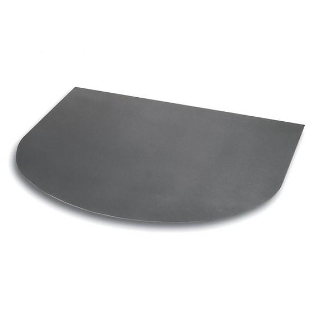 Plaque de sol acier - poêle à bois et poêle à granulés LA NORDICA EXTRAFLAME