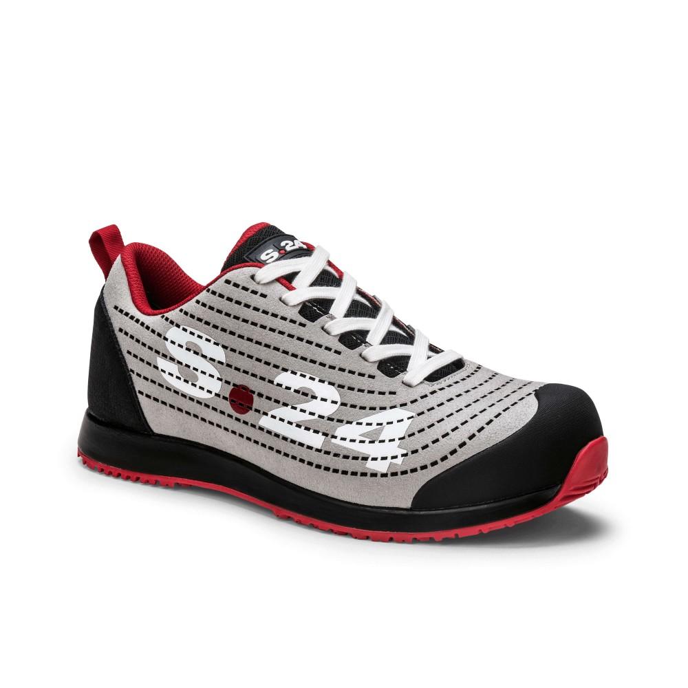 chaussure de s curit basse respirante smatch s1p s24. Black Bedroom Furniture Sets. Home Design Ideas