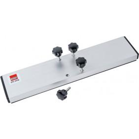 Plaque de support en aluminium - pour étai télescopique STE BESSEY SER