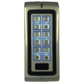 Clavier à code et badge - lecteur polyvalent - DKP 2000 Izyx