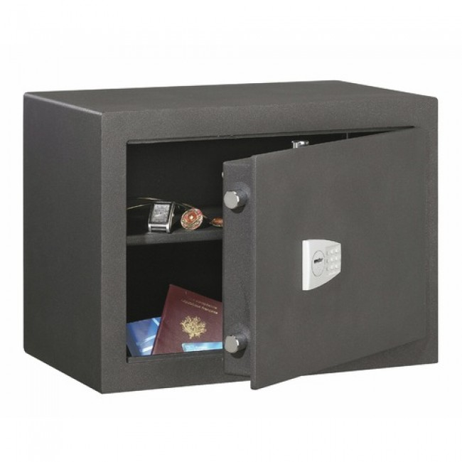 coffre fort poser cl 35 litres bastion decayeux bricozor. Black Bedroom Furniture Sets. Home Design Ideas