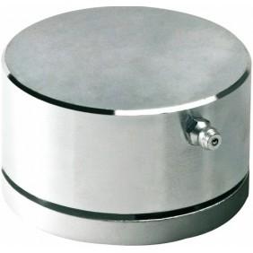 Pivot bas de portail acier pour tube de 40 à 50 mm COMUNELLO