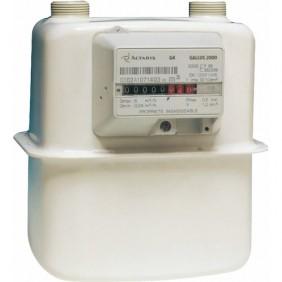Compteur gaz naturel et GPL - 6 m3/h - GALLUS 2000 Type G 4