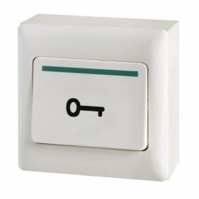 Bouton poussoir - ABS - pour gâches et ventouses électromagnétiques SEWOSY