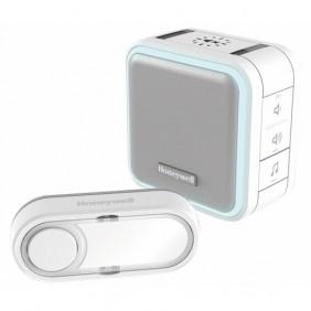 Carillon mobile sans fil - bouton poussoir sans fil - Série 5 HONEYWELL