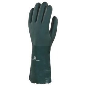 Gants de protection chimique - antidérapant - PVCGRIP35 DELTA PLUS