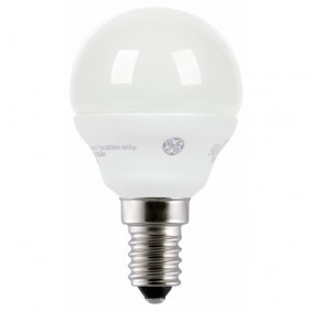 Lampe LED Energy Smart OMNI sphérique - dimmable - culot E27 GE LIGHTING
