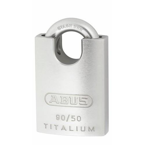 Cadenas anticorrosion Titalium 90/50 - s'entrouvrant