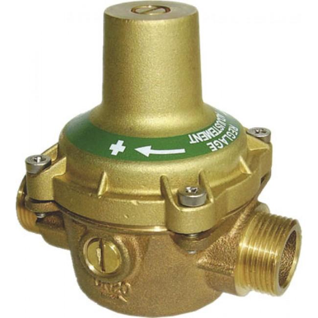 Réducteur de pression réglable mâle-mâle - 11 Socla