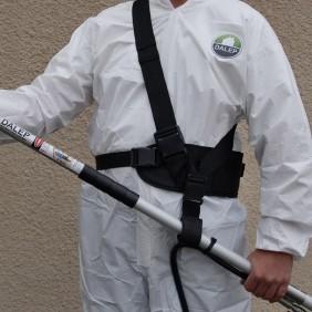 Harnais – pour lances télescopiques – ajustable DALEP
