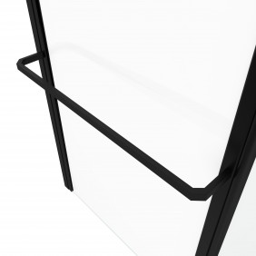 Pare-baignoire - Ibiza - 130x105 cm AURLANE