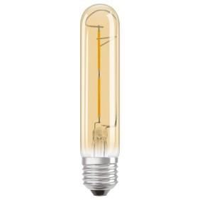 Lampe LED tube vintage 1906 E27 OSRAM