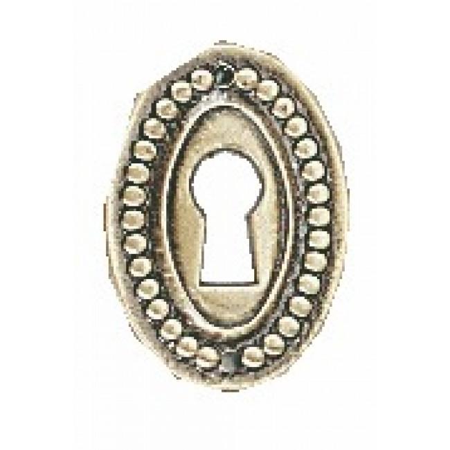 Entrées de clé Louis XVI ovales DUBOIS