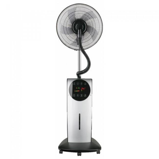 Ventilateur-brumisateur sur pied - avec télécommande - VB 02 ALPATEC