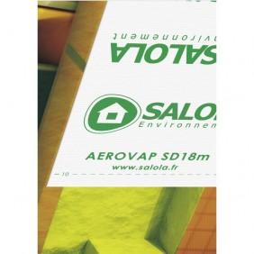 Écran pare-vapeur - ossature bois - Aerovap SD18M SALOLA