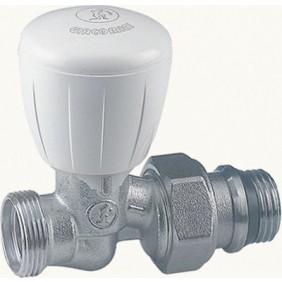 Corps de robinet droit R432TG pour per de 16 - filetage 15x21 GIACOMINI