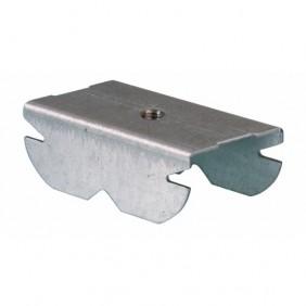 Cavalier pour suspension de fourrure par tige - 100 pièces BRICOZOR