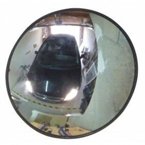 Miroir de surveillance en verre - vision à 90° VISO