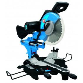 Scie à onglets radiale sor310 - 305 mm - 2000 w - stand établi est290 LEMAN