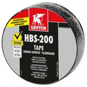 Ruban adhésif de réparation élastique HBS-200® TAPE GRIFFON