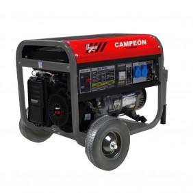 Groupe électrogène AVR moteur OHV 13CV – MK6500 CAMPEON