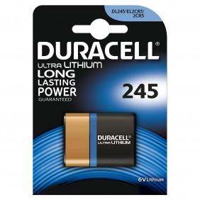 Pile Ultra Lithium 6V - DL245/CR5 DURACELL