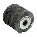Brosse nylon pour rénovateur REX 120 C - nettoyage