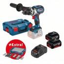 Perceuse-visseuse sans fil 18 V GSR 18 V-85 C + set 68 accessoires offert - 06019G0100 BOSCH