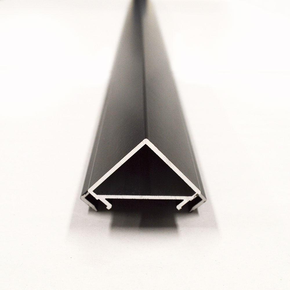 profil d'angle pour verrière intérieure kit atelier | bricozor