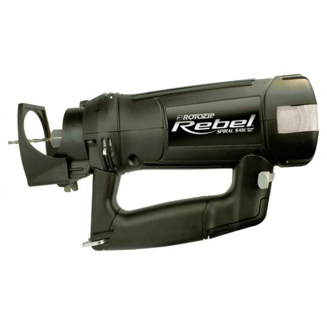 Scie spirale électroportative + accessoires -  550 watts - Rebel RK230 ROTOZIP