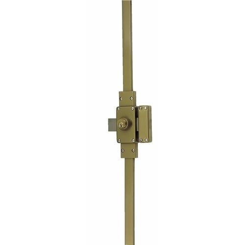 Verrou de sureté 3 points à cylindre double VEGA 502320
